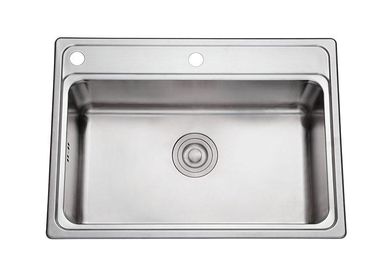 天河厨卫教你如何挑选不锈钢水槽