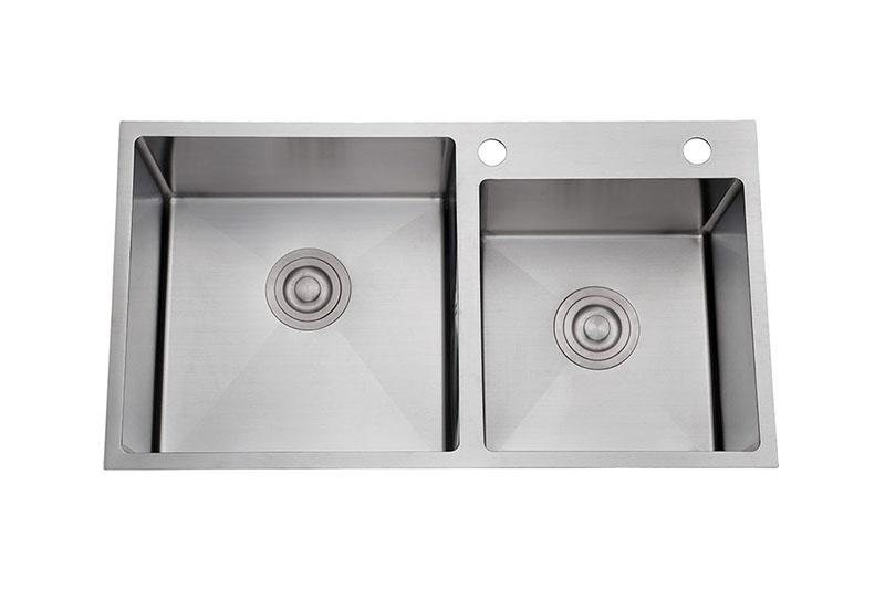 厨房选用的水槽竟然有这么多种不同的材质