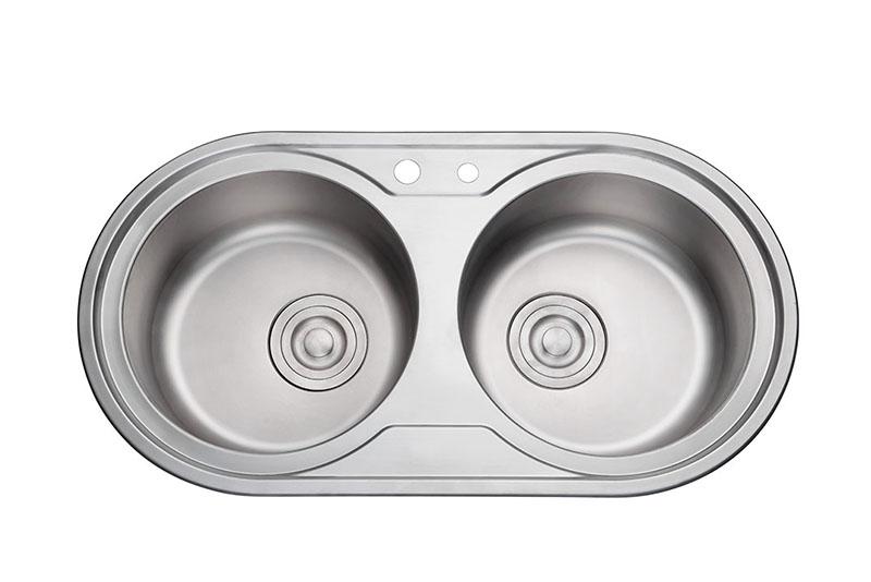 追求更时尚,美观的厨房不锈钢水槽