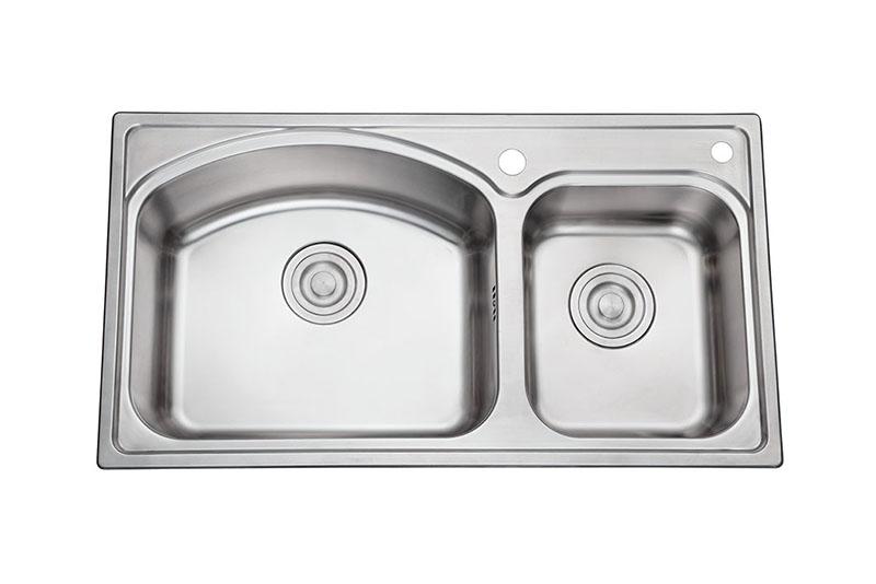 不锈钢水槽的选购技巧不外乎这几个方面